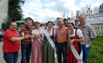 Freunde der Feuerwehr Oelsnitz besuchen Tettnang