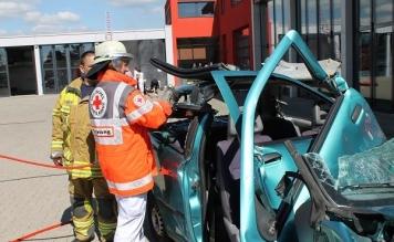 Fortbildung für Rettungskräfte