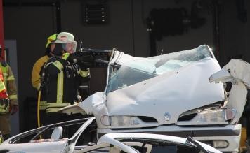 Verkehrsunfall-Fortbildung in Tettnang