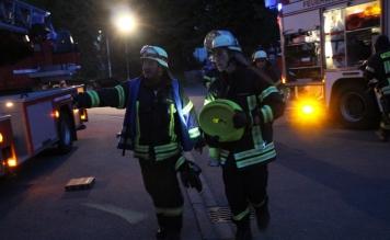 Unangekündigte Alarmübung in Neukirch