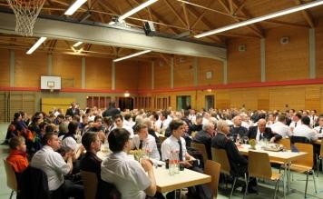 Feuerwehr Tettnang hält Hauptversammlung 2017 ab