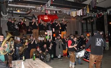 Fasnetsball bei der Tettnanger Feuerwehr