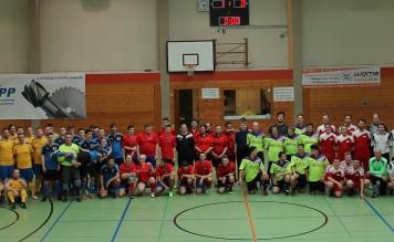 Wangen gewinnt im Tettnanger Feuerwehr-Fußball-Turnier