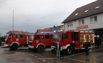 Neues Hilfeleistungs-Löschfahrzeug in Langnau ersetzt 37 Jahre altes Fahrzeug