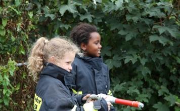 Ferienprogramm bei der Feuerwehr